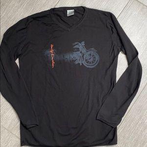 Harley-Davidson Long Sleeve Lightweight Sweater
